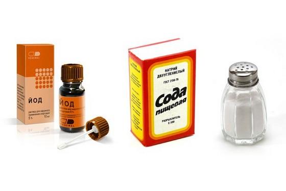 Домашние средства для полоскания горла