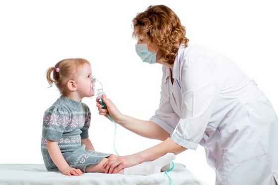 Ингаляции небулайзером для детей при фарингите