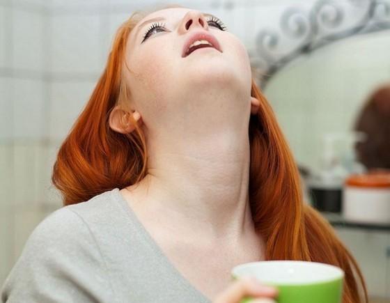 Как сделать физраствор для полоскания горла
