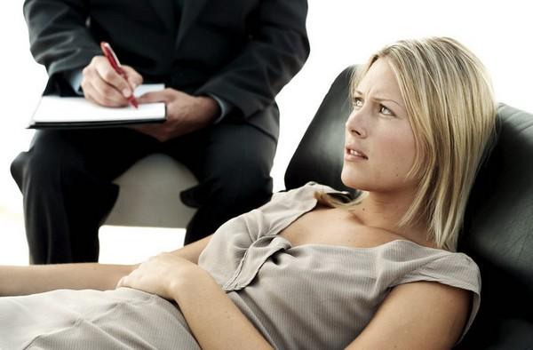 Посечение психолога при ангине