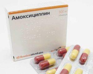 Амоксициллин при ангине