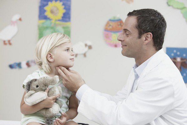 Лекарства при ларингите у детей