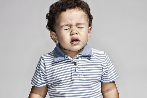 Атрафический трахеит у детей