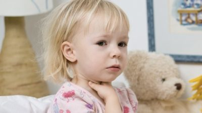 Как лечить гипертрофию небных миндалин у детей
