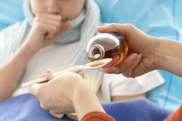 Сироп чтобы облегчить кашель при трахеите