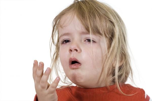 Хронический трахеит у детей