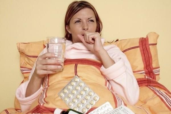 Симптомы трахеита у беременных