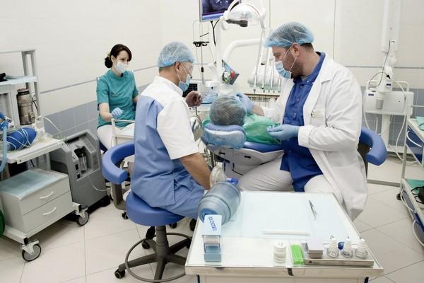 Операция при вирусном тонзиллите