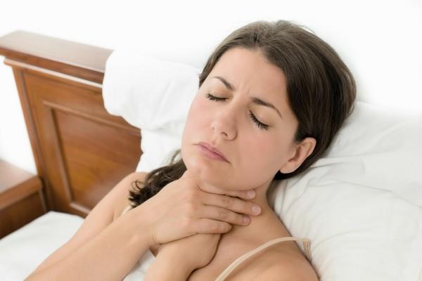 Ангина - симптомы и лечение