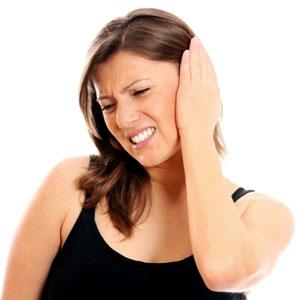 Симптоматика мастоидита