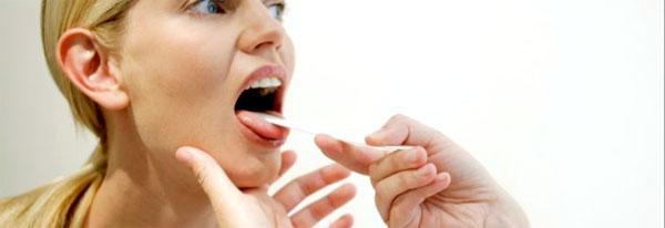 Отек гортани: диагностика