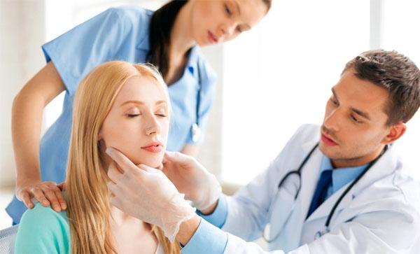 Отек гортани: лечение