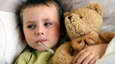 Температура при отите у ребенка: характер проявления и способы лечения