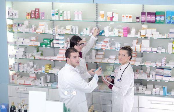 Выбор препарата в аптеке
