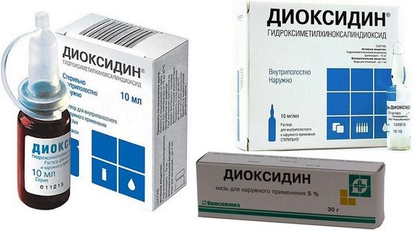 Диоксидин и Хиндиокс при лечении отита, так ли все однозначно? Можно ли закапывать диоксидин в ухо