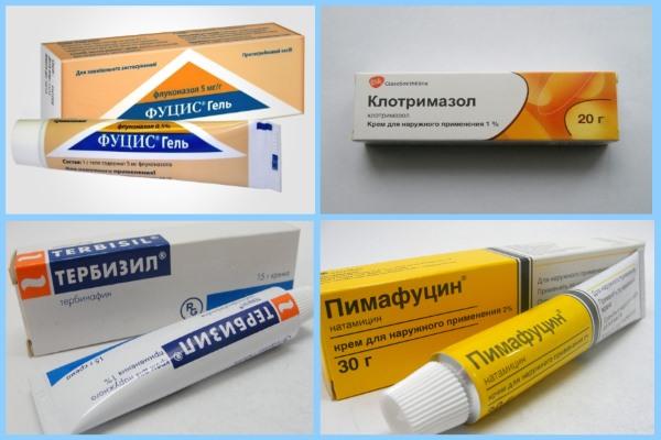 Грибковый отит лечение препараты